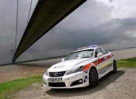 Прикрепленное изображение: 2009_Lexus_IS_F_Police_Car_Front_Side_View_front.jpg