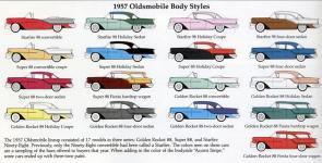 Прикрепленное изображение: Oldsmobile_1957_models.jpg