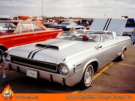 Прикрепленное изображение: 1964_Dodge_HEMI_Charger_Concept_Car_Silver.jpg