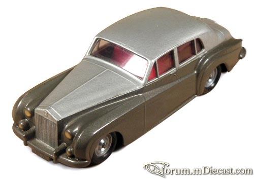 Rolls-Royce Silver Cloud Solido