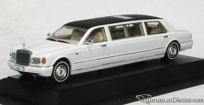 Rolls-Royce Silver Seraph 1998 California Paul