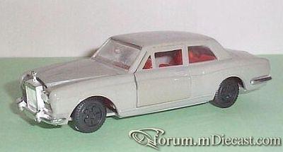 Rolls-Royce Silver Shadow 2d DFI