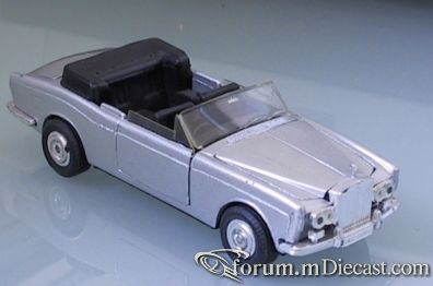 Rolls-Royce Silver Shadow Cabrio Polistil