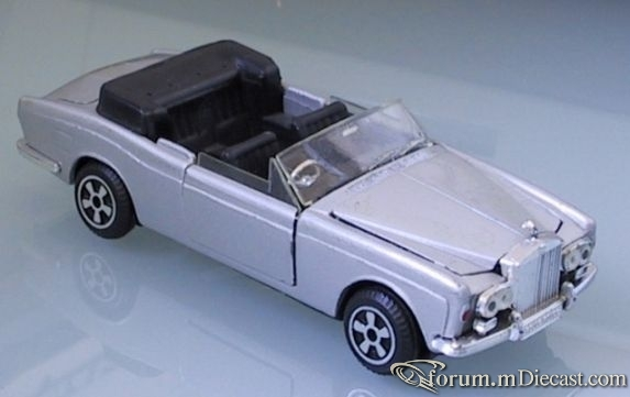 Rolls-Royce Silver Shadow Cabrio Politoys