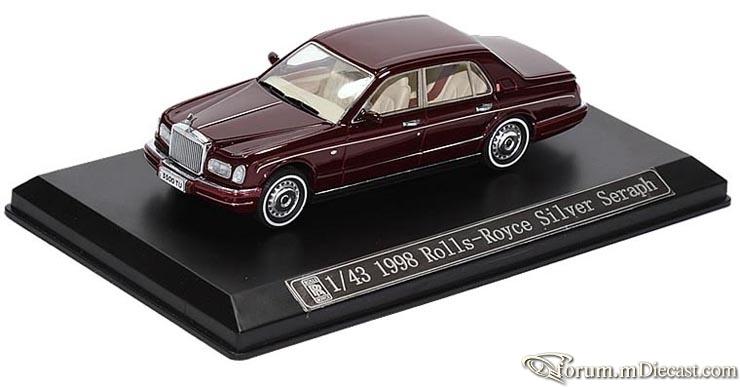 Rolls-Royce Silver Seraph 1998 Paul