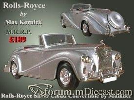 Rolls-Royce Silver Cloud Mulliner MRRP