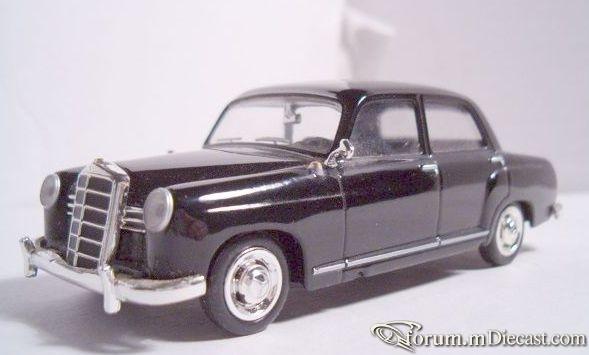 Mercedes-Benz W120 180 1953 Del Prado.jpg