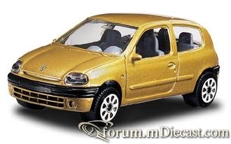 Renault Clio 1997 3d Bburago.jpg