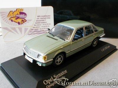 Opel Senator A 4d 1980 Minichamps.jpg
