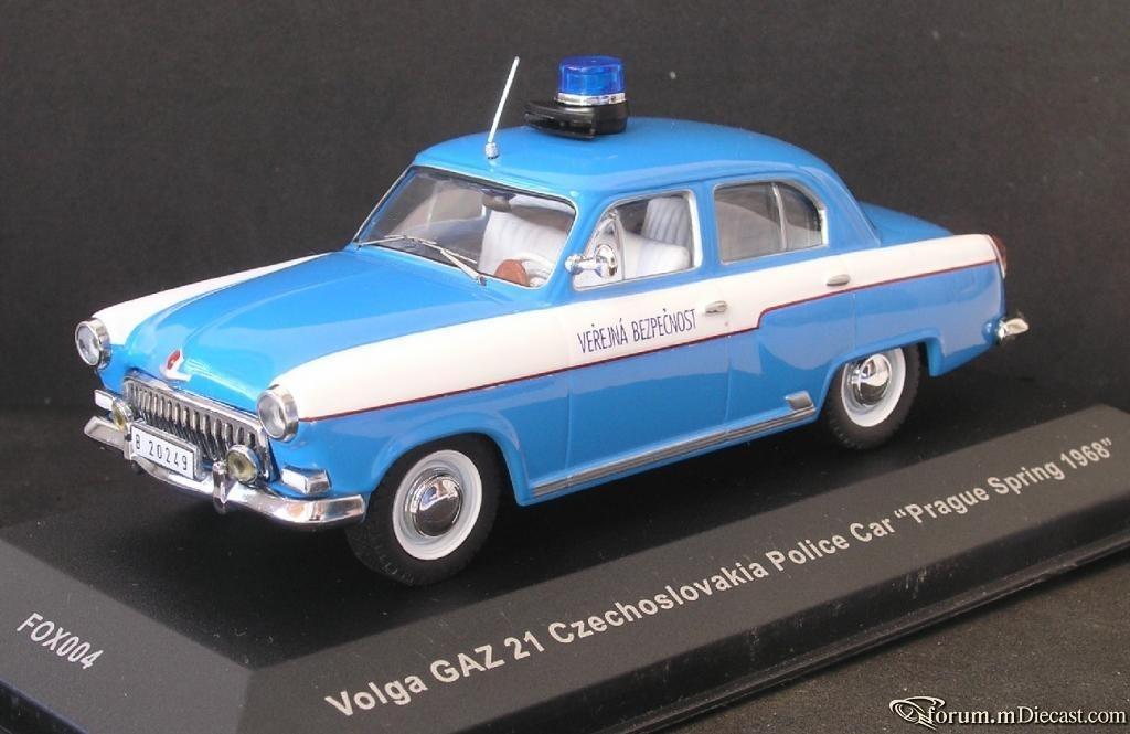 Volga GAZ 21 VB