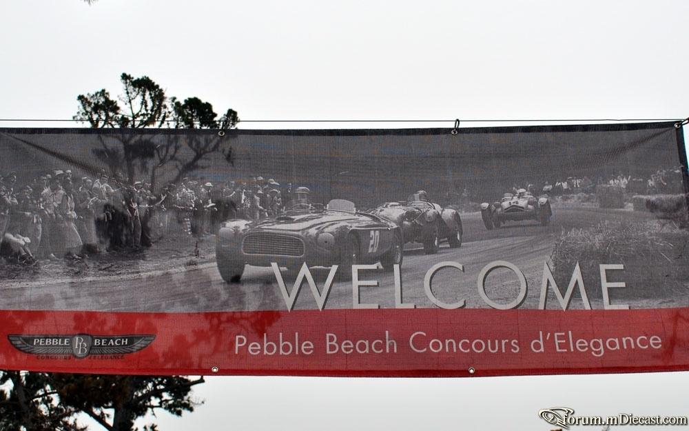Pebble Beach Concours d'Elegance 2010
