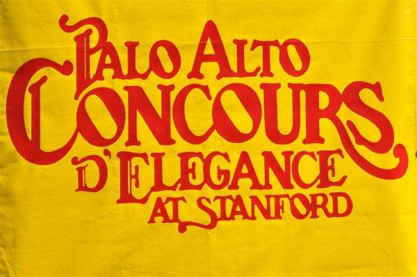 Palo Alto Concours D'Elegance 2011