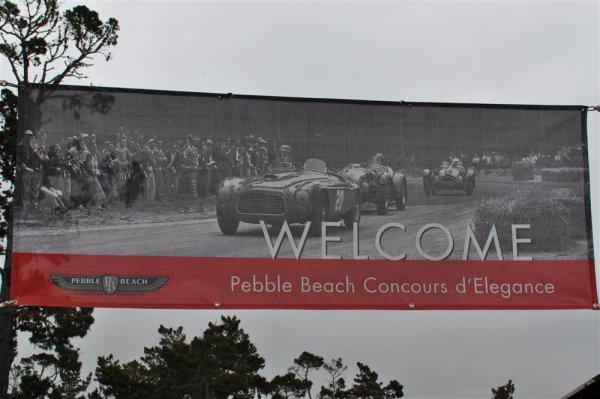 Pebble Beach Concours d'Elegance 2011